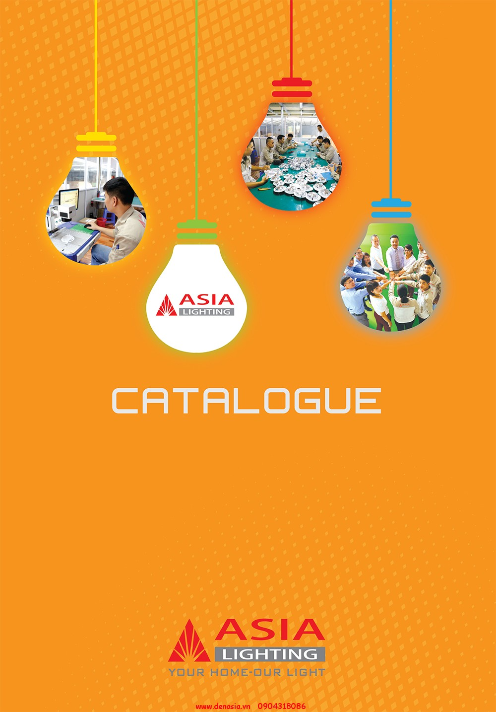 CATALOG - ĐÈN LED ASIA