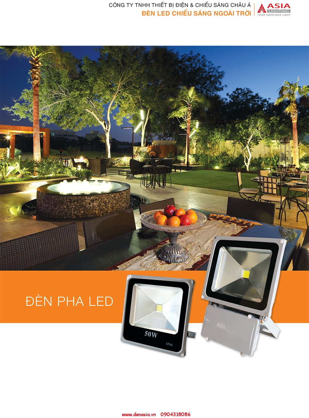 CATALOG - ĐÈN LED ASIA-21