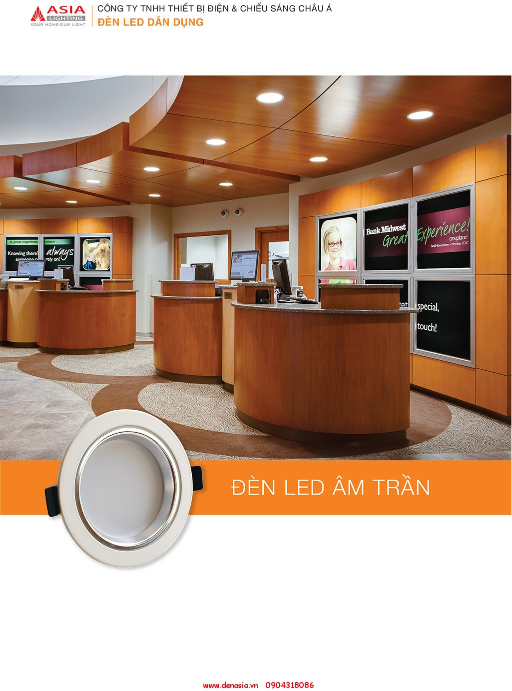 CATALOG - ĐÈN LED ASIA-6