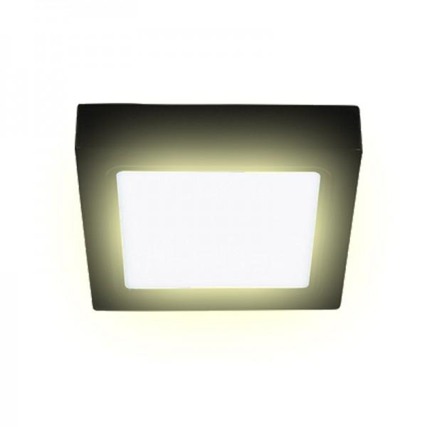 Đèn-led-ốp-nổi-vuông-đen-1
