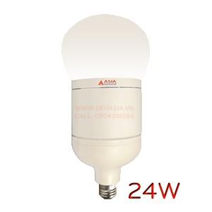 Bóng LED Tròn 24W góc sáng rộng ASIA Việt Nam