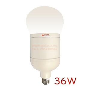 Bóng LED tròn 36W góc rộng ASIA