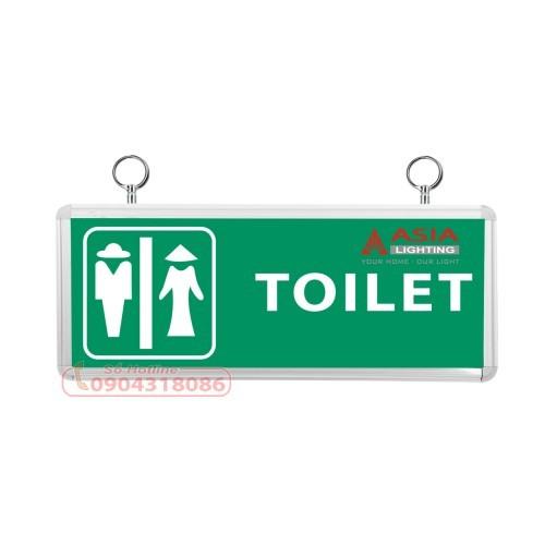 Đèn chỉ dẫn WC Toilet Nhà Vệ sinh