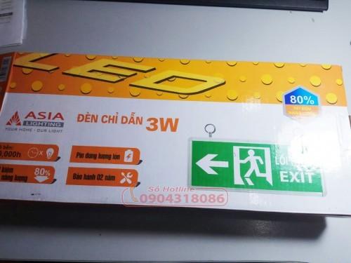 Đèn chỉ dẫn Lối thoát LED ASIA